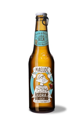 Maeloc - Cider Apple DRY 33cl