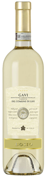 Bosio - Gavi del Comune di Gavi DOCG 75cl, Piemont Italy - Spades Wines & Spirits | Buy Wine online | Buy wine malta | Wine delivered to your door | Buy Gavi Malta | Wholesale wines | Wine Importer