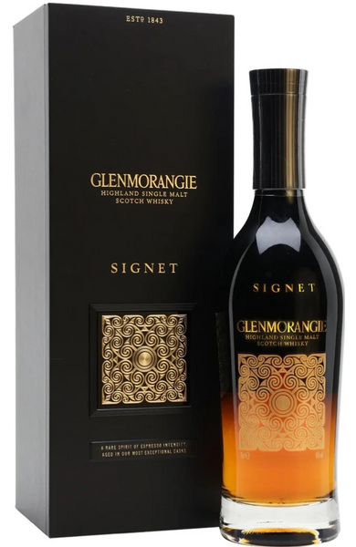 Glenmorangie Signet Highland Single Malt Scotch Whisky Distillery Bottling 70cl / 46%