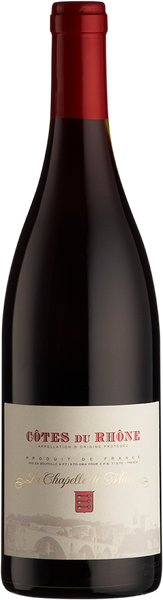 Côtes du Rhône La Chapelle de Marin 75cl, Cotes du Rhone 75cl, Cotes du Rhone France - Spades Wines & Spirits | Buy Wine online | Buy wine malta | Wine delivered to your door | Buy Cote Du Rhone Malta | Wholesale wines | Wine Importer