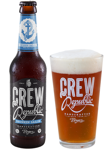 Crew Republic - Drunken Sailor India Pale Ale  