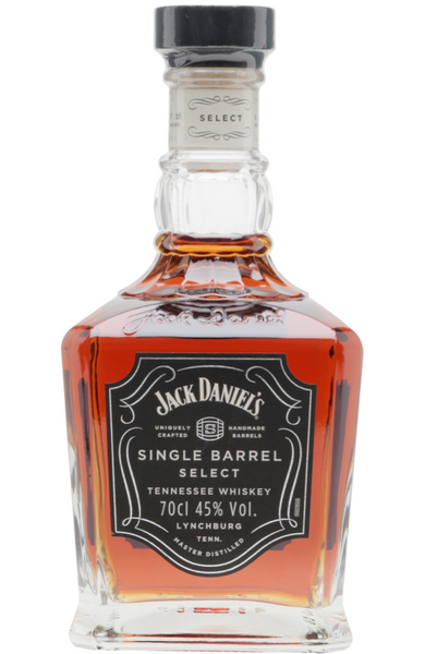 Jack Daniel's Single Barrel Single Barrel Tennessee Whiskey 70cl / 45%