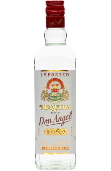 Don Angel Blanco Tequila 70cl / 38%
