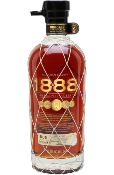 Brugal 1888 Ron Gran Reserva Familiar Single Modernist Rum 70cl / 40%