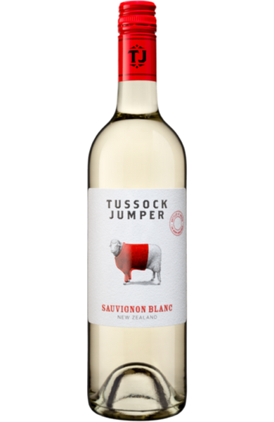Pinot Grigio 75cl, Italy -Tussock Jumper