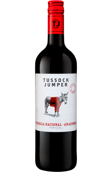 Touriga Nacional 75cl, Portugal - Tussock Jumper