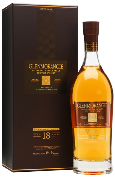 Glenmorangie 18 Single Malt Whisky | Buy Glenmorangie 18 Malta | Whisky Malta