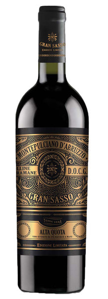 Montepulciano D'Abruzzo - ALTA QUOTA' , Abruzzo 75cl - Spades Wines & Spirits | Buy Wine online | Buy wine malta | Wine delivered to your door | Buy Montepulciano D'Abbruzzo Malta | Wholesale wines | Wine Importer