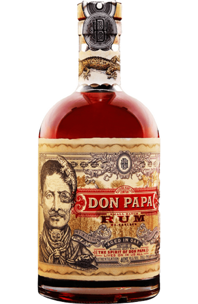 Don Papa Rum, 70cl  Malta - Spades Wines & Spirits Buy Don papa Malta