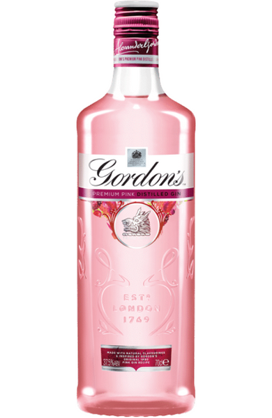 Gordons London dry gin Pink 70cl | buy Gordon Pink gin Malta