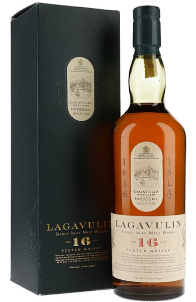 Lagavulin 16 Year Old Islay Single Malt Whisky Malta | Buy Lagavulin Whisky Malta