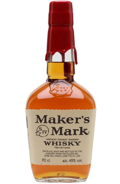 Maker's Mark  Kentucky Straight Bourbon Whiskey Malta
