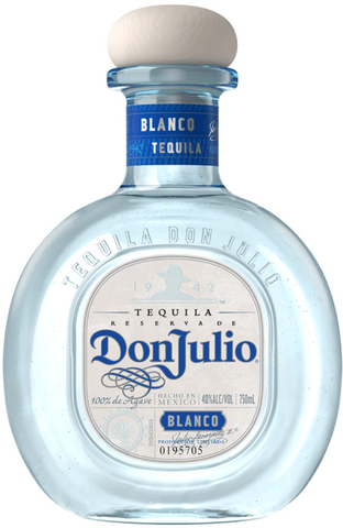 Don Julio Blanco 70cl  - Spades wines & spirits Malta | Buy Don Julio Blanco Malta