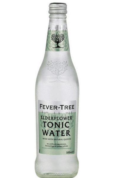 Fever Tree Elderflower Tonic Water | Fever Tree Malta
