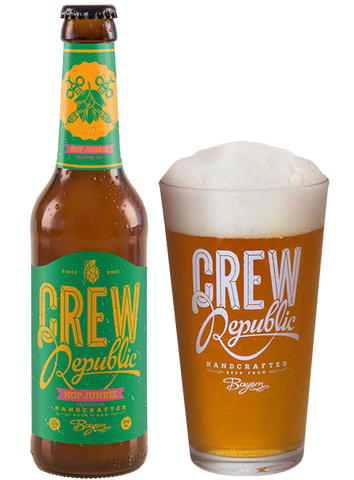 Crew Republic - Detox Session IPA  Alc. 3.4% vol. 33cl  - Spades Wines & Spirits | Crew Republic Malta | Craft beer | Buy Craft beer Malta | Beer
