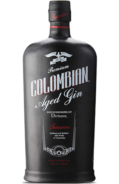 Dictador Columbian Aged Gin, 70 cl Malta - Spades Wines & Spirits | Buy alcohol online | Buy Alcohol malta | Alcohol delivered to your door | Buy Dictador Gin Malta | Wholesale Spirits | Alcohol Importer | Buy Spirits online | Spirits Malta | Gin Malta