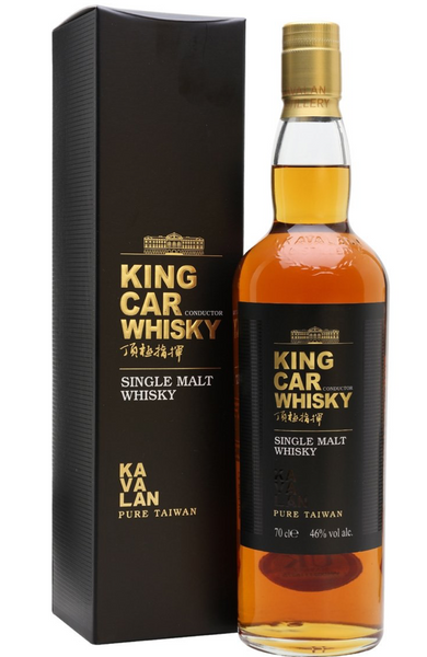 Kavalan King Car Conductor Taiwanese Single Malt Whisky