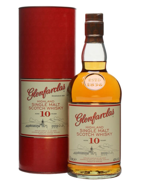 Glenfarclas 10 Year Old 70cl Malta | Spirits Malta | Whisky Malta | Online Shop