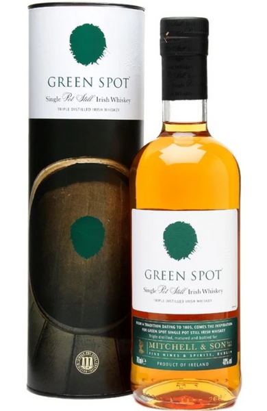 Green Spot Single Pot Still Single Pot Still Irish Whiskey Distillery Bottling 70cl / 40%