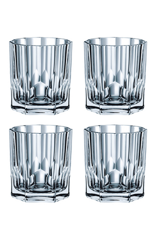 Aspen Whisky tumbler Set of 4 - Nachtmann