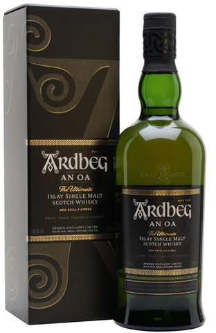 Ardbeg An Oa Islay Single Malt 70cl 46.6%