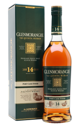 Glenmorangie The Quinta Ruban Port 14 Year Old 70cl, 46%