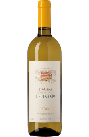 Pinot Grigio Toscana IGT 75cl - Col D'Orcia Tuscany