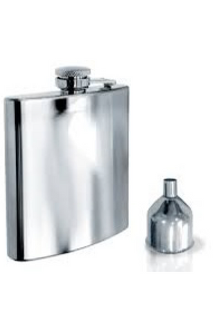 Hip Flask S/S with Funnel FIA 387