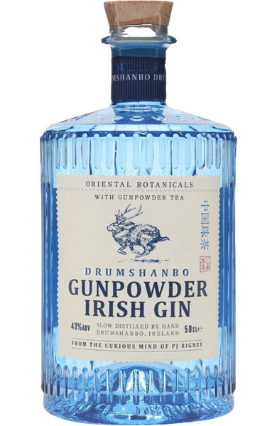 Drumshanbo Gunpowder Irish Gin 43% 70cl - Spades Wines & Spirits | Gunpowder Gin Malta | Buy Gin Malta | Buy Gunpowder Gin Malta