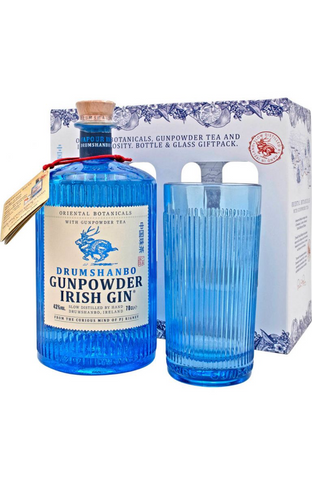 Drumshanbo Gunpowder Irish Gin (Gift Set)