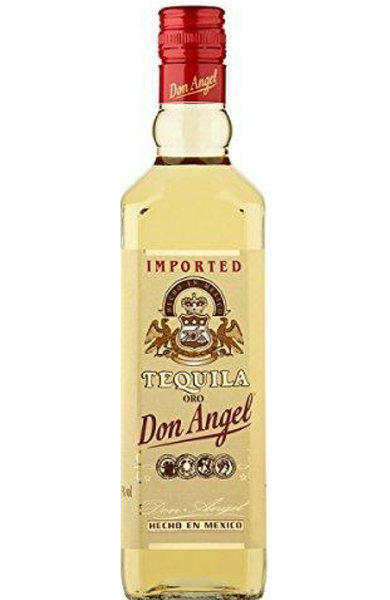 Don Angel Tequila Oro GOLD 70cl - Spades Wines & Spirits | Buy alcohol online | Buy Alcohol malta | Alcohol delivered to your door | Buy Tequila Malta | Wholesale Spirits | Alcohol Importer | Buy Spirits online