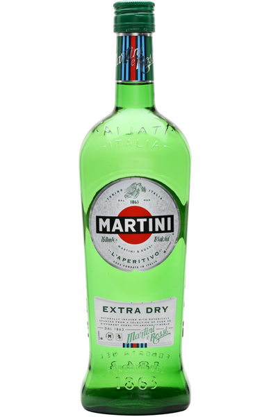 Martini Extra Dry Vermouth 100cl / 15%