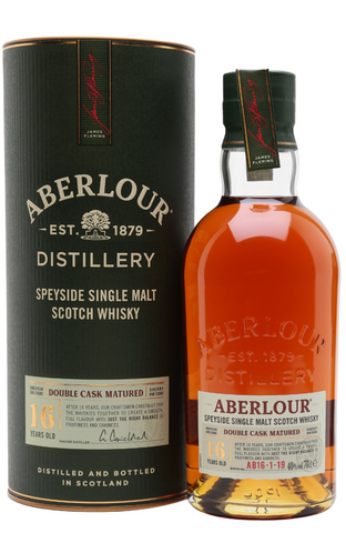 Aberlour 16 Year Old Double Cask Matured 70cl, 40%