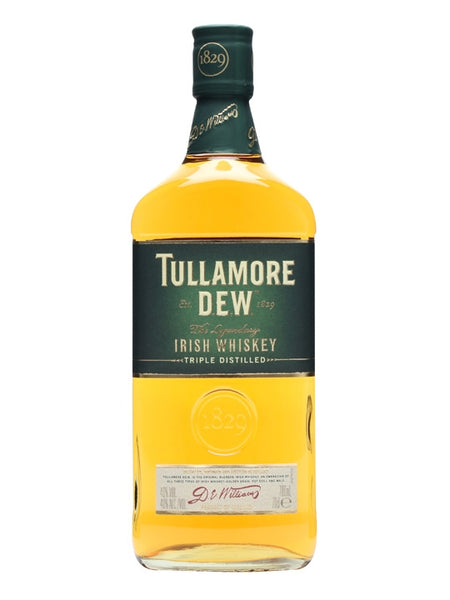 Tullamore D.E.W. Irish Whisky 70cl | Buy Whisky Malt | Buy Tullamore Malta