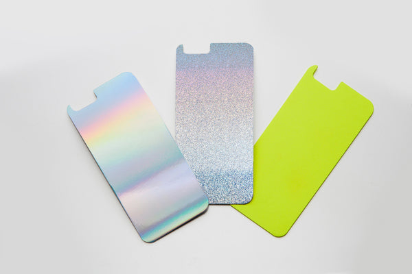 Inlayer for your Rabito phone case BASIC set 12 - The Rabito Shop