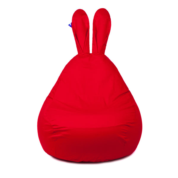 Rabito Inflatable Air Chair (Solid Red) Show Room - The Rabito Shop