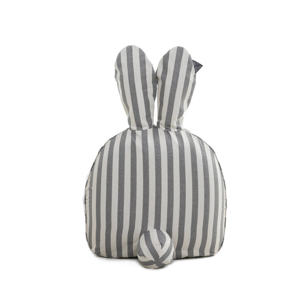 Cover for your Rabito Chair in Vintage Grey Stripes