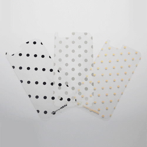 Inlayer for your Rabito phone case DOTS set 6 - The Rabito Shop