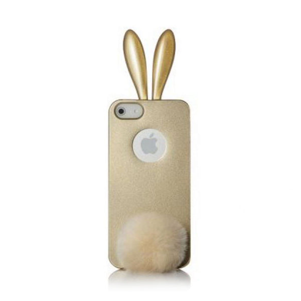 Rabito iPhone 5/5S/SE Bling Bling Gold - The Rabito Shop