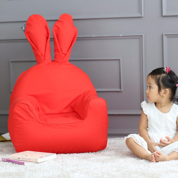 Cover for your Rabito Chair in Solid Red - The Rabito Shop