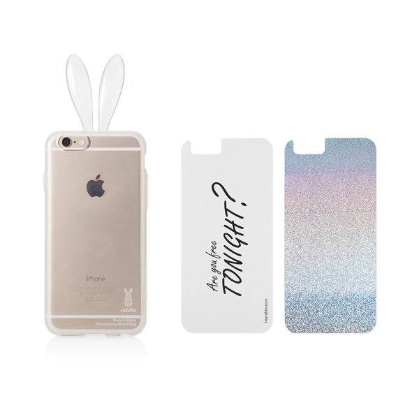 Rabito Bling Bling iPhone 6/6S Inlayer set 1 - The Rabito Shop