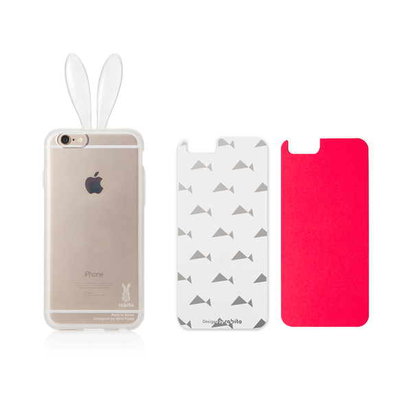 Rabito Bling Bling iPhone 6/6S Inlayer set 3 - The Rabito Shop