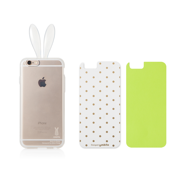 Rabito Bling Bling iPhone 6/6S Inlayer set 4 - The Rabito Shop