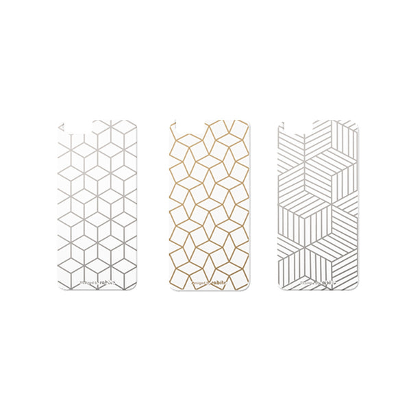 Inlayer for your Rabito phone case GRID set 8 - The Rabito Shop