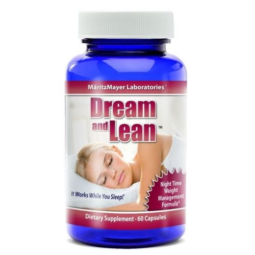 Dream and Lean Night Time Weight Loss Formula Lose Weight While you Sleep