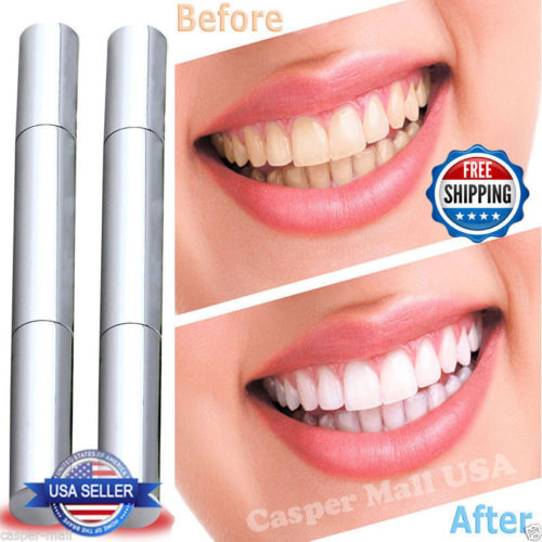 2X Ultimate Strength 44% Peroxide Teeth Whitening Pen Tooth Bleaching Gel