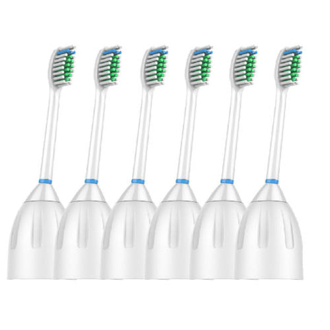 6 VeniCare Replacement Brush Heads Compatible with Philips Essence Toothbrush