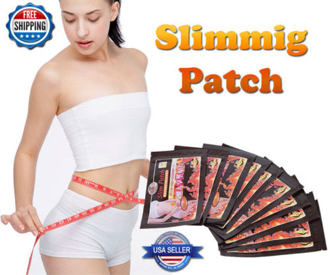 1000 LOT FAST ACTING WEIGHT LOSS SLIM PATCH BURN FAT CELLULITE DIET SLIMMING PAD