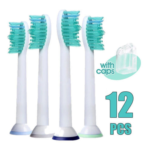 12 pack VeniCare replacement tooth brush heads for Philips Sonicare