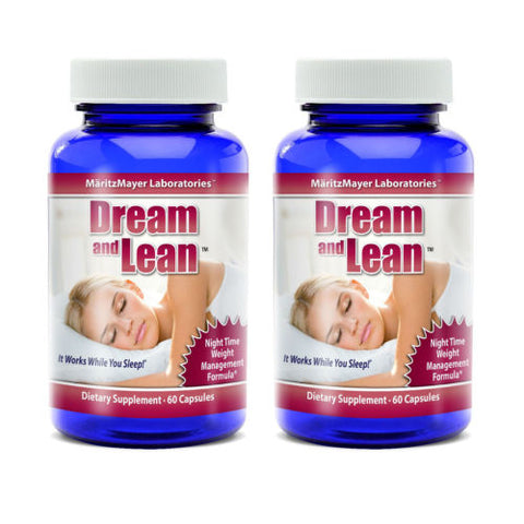 2X Dream and Lean Night Time Weight Loss Formula Lose Weight While you Sleep